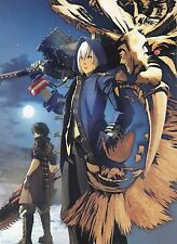 """New GOD EATER Lindow & Soma Japan Anime Game Silk poster Wall Decor 24x33""""GEat12"""