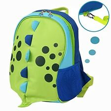 Yodo Playful Kids Lunch Boxes Carry Bag Or Preschool Toddler Backpack, With