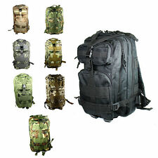 New 30L Outdoor Military Rucksacks Tactical Backpack Camping Hiking Trekking Bag