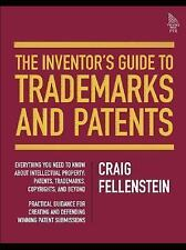 The Inventor's Guide to Trademarks and Patents-ExLibrary