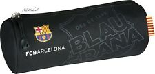 FC BARCELONA PENCIL CASE SACHET POUCH FOR KIDS BOYS OFFICIAL NEW COLLECTION