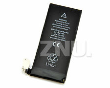 Black 1420mAh Internal Replacement 3.7V Li-ion Battery For iPhone 4G 4g GSM CDMA