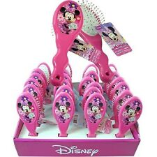 2PC MINNIE MOUSE HAIR BRUSH SET BIRTHDAY GIFT SET FOR GIRLS