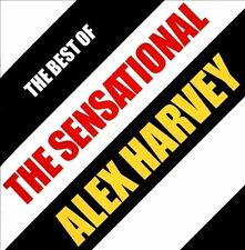 The Best of the Sensational Alex Harvey by Alex Harvey (Rock)/The Sensational...