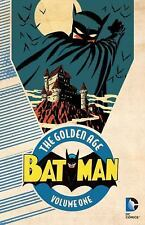 Batman Volume 1 : The Golden Age by Bob Kane (2016, Paperback) NEW! NEVER READ!