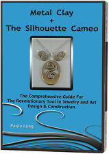 Metal Clay + The Silhouette Cameo - Video Instructions on DVD (.mp4)