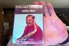 "Willis ""Gator Tail"" Jackson- Mellow Blues- new/sealed 8 Track w/picture sleeve"