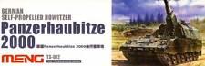 MENG Panzerhaubitze 2000 Howitzer Tank Griechenland Greece 1:35 Modell-Bausatz