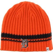 47 Brand Men's Detroit Tigers MLB Ontario Navy Knit Hat NWT