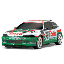 Tamiya Castrol Honda CIVIC EG6 VTI 190mm RC Cars Touring Clear Body Set #51421