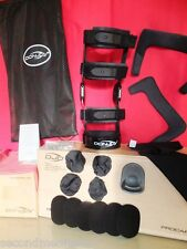 KNIEORTHESE DONJOY 4Titude M rechts NEU - KNEE BRACE Donjoy M right NEW + EXTRAS
