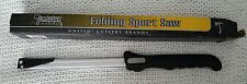 United folding Bow Saw, hunting, camping, hiking, scouting, gift