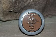 LOREAL True Match Super-Blendable Compact Make-Up Color -Poudre Oil Free .33 Oz