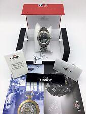 Tissot T-Touch Expert Mens Titanium Black Carbon Dial Watch T013.420.44.201.00