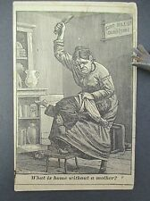 RINGGOLD & McPHERSON Hosiery Gloves Underwear Victorian Trade Card
