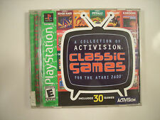 Playstation A Collection of Activision Classic Games for the Atari 2600 85-2U