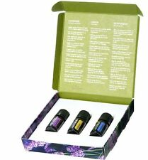 doTERRA Intro kit Essential Oil 3x 5ml Lemon Lavender Peppermint Gift Natural
