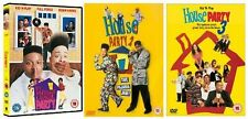 HOUSE PARTY Trilogy Complete DVD Collection All Movies 1+2+3 Original New Films