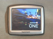TOMTOM ONE N14644 310 GPS digital map navigation car auto vehicle base unit