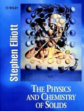 The Physics and Chemistry of Solids Text Book Stephen Elliott