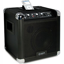 Ion Audio Tailgater Wireless Bluetooth Portable PA System - TAILGATERIPA17