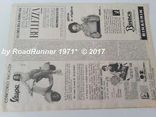 VESPA Piaggio_pubblicità originale del 1958_advertising_werbung_publicitè