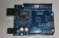 Arduino Uno R3 Compatible   ATmega328P with CH340 chip plus cable. UK stock
