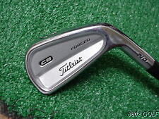 Nice Titleist CB 710 Forged 5 Iron Dynamic Gold X-100 Steel X +1/2 Inch Over