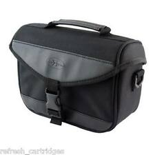 """SUMVISION APEX 3.5"""" HARD DRIVE ENCLOSURE CARRY BAG CASE HOLDS LEADS & PSU"""