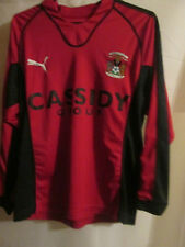 "Coventry City 2006-2007 Away Football Shirt Size 32""-34"" LS  /3420"