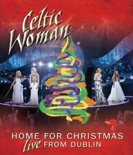 CELTIC WOMAN - HOME FOR CHRISTMAS: LIVE FROM DUBLIN - DVD
