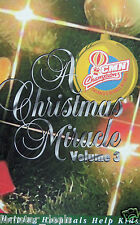 A Christmas Miracle Vol.2 Cassette Tape by Various Artists