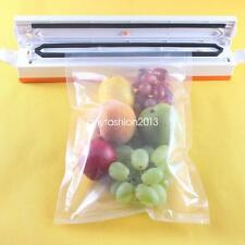 220V Automatic Electric Vacuum Sealing Food Bag Sealer Machine Packing Storage