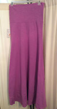 LuLaRoe Maxi Skirt, XS, Solid Light Purple NWT