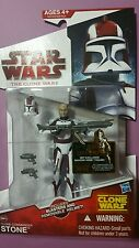 Star Wars The Clone Wars Clone Commander Stone