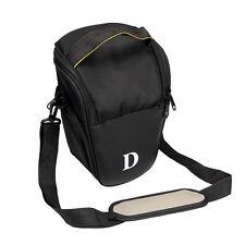 DSLR Custodia Per Fotocamera Borsa Tracolla Per Nikon D4 D800 D7000 D5100 D5000