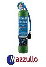 KIT RICARICA FAI DA TE GAS R134A CLIMATIZZATORE AUTOMOBILE CONDIZIONATORE