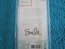 """MétaliKs """" Kési'Art """" 1 Forme de découpe...Smile  ( PP/124 )"""
