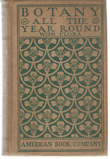 BOTANY ALL THE YEAR ROUND WITH FLORA--E. F. ANDREWS-1903