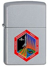 STS-110 Space Shuttle Mission 109  Zippo MIB  NASA