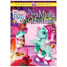 My Little Pony - A Very Minty Christmas (DVD, 2013, 30th Anniversary Edition)