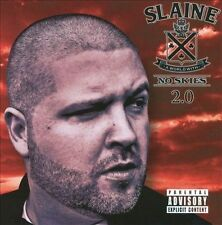 A World with No Skies 2.0 [PA] by Slaine (CD, Aug-2011, Suburban Noize)
