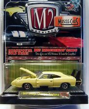 M2 Machines~1969 DODGE CHARGER DAYTONA~Opening Hood and Rubber Tires