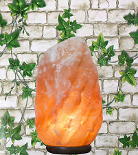 Crafted Himalayan Salt Lamp Natural Shape 4-6 kg Including ( Cable + Bulb )