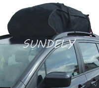 Car Travel Touring Cargo Pack Bag Roof Top Box 458 Litre Luggage Rack Holdall