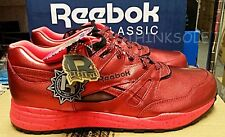 NEW REEBOK VENTILATOR AFFILIATES SIZE 10 GUNDAM RX78 V70616 AND CHAR MS06 V70615