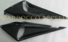 Ducati Monster 600 750 900 900ie Carbon Air intakes Hutzen Verkleidung