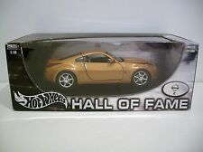 Nice 1:18 Scale Metallic Orange 2003 NISSAN Z COUPE Die-cast By Hot Wheels