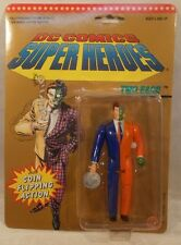 "DC Superheroes By ToyBiz 5"" Two Face Harvey Dent Coin Flipping Action (MOC)"