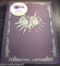 New The Legend Of Zelda Majora's Mask 3D Prima Collector's Edition Guide SEALED